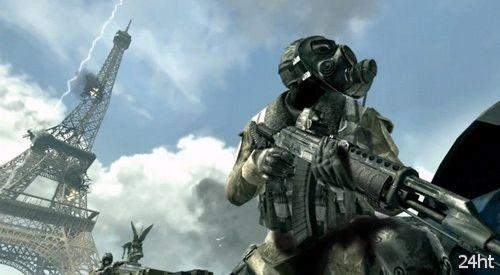 Call Of Duty: Modern Warfare 3 – игра года в Великобритании