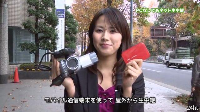 Девайс для трансляции потокового видео от Cerevo (видео)
