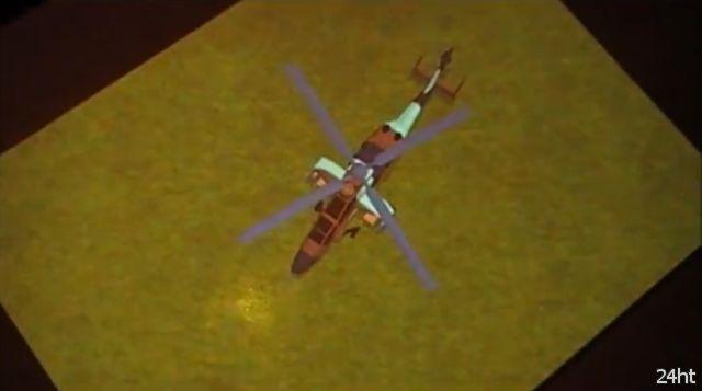 Голографическое изображение с помощью Kinect и Windows Phone