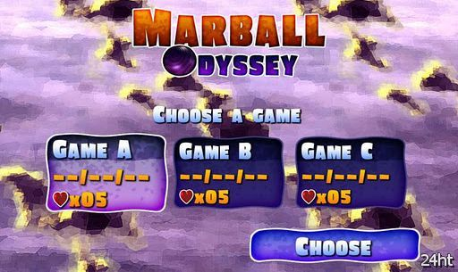 Hidden Gem: Marball Odyssey 3D 1.0 - логическая игра с шариком