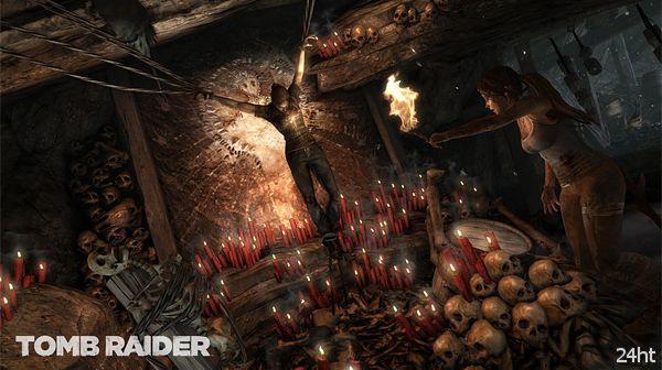 Игры Tomb Raider не будет на Wii U