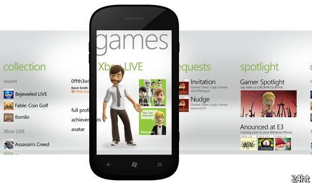 Microsoft адаптирует Xbox Live для мобильных платформ?