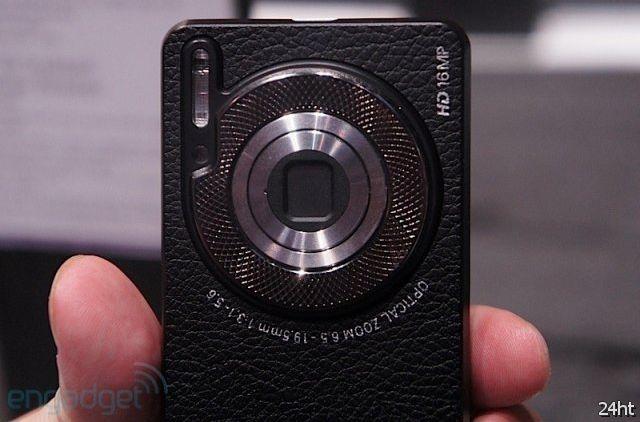 Polaroid SC1630 - фотоаппарат на Android (16 фото)
