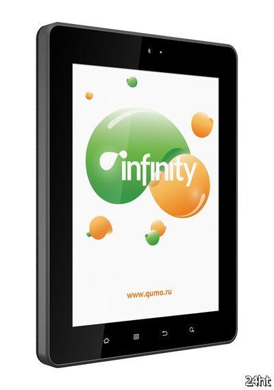 QUMO Infinity - планшетный ПК c 3G модулем