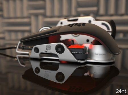 Thermaltake и BMW Designworks USA разработали игровую мышь Level 10 M