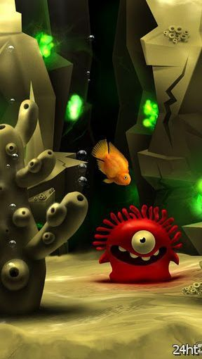 iQuarium 1.83 - Виртуальный аквариум