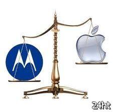 Apple обвинила Motorola в нарушении условия лицензионного соглашения между Motorola и Qualcomm