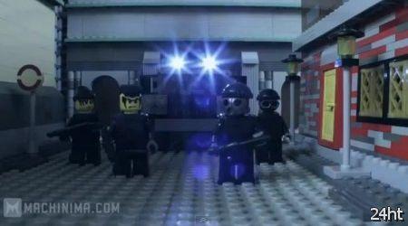 Трейлер Call of Duty: Modern Warfare 3 LEGO Edition
