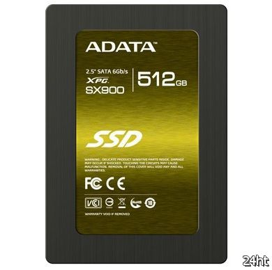 ADATA представила твердотельные диски XPG SX900 и Premier Pro SP900