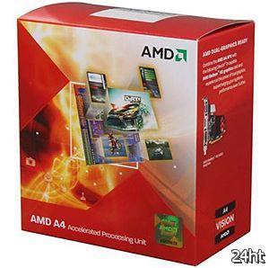 AMD готовит ритейл версию APU A4-3420 для сокета FM1