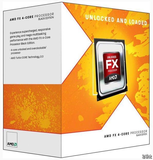 AMD представила процессоры AMD FX-6200 и AMD FX-4170 уже дешевле