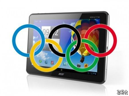 Acer анонсировала планшет ICONIA TAB A510 Olympic Games Edition