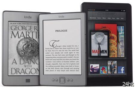 Amazon Kindle Touch Wi-Fi теперь доступен в международной продаже