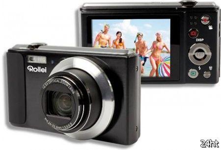 Анонсирована компактная камера Rollei Powerflex 800