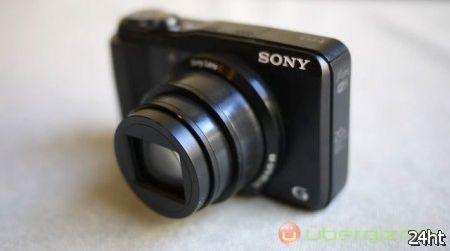 Анонсированы камеры Sony Cyber-Shot HX30V и HX20V