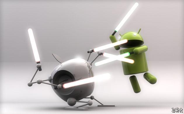 Apple получила по суду право на закрытые данные об Android