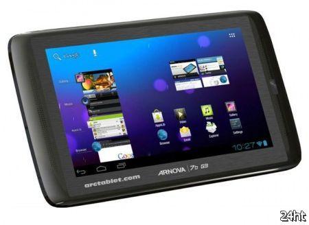Archos готовит свои планшеты  третьего поколения