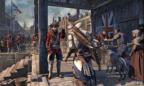 Assassin's Creed III — самый амбициозный проект серии