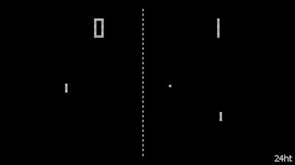 Atari хочет переиздать игру Pong