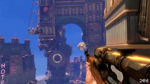 BioShock Infinite выйдет в октябре