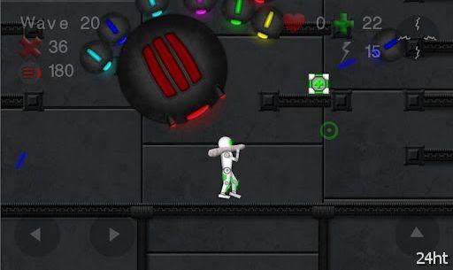 Blaster 1.0.6 - Космическая аркада