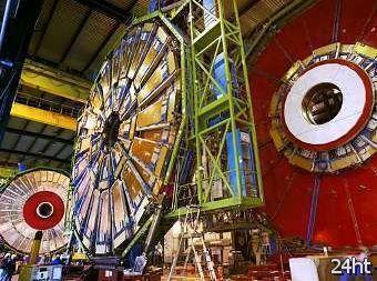 Большой адронный коллайдер установит рекорд мощности