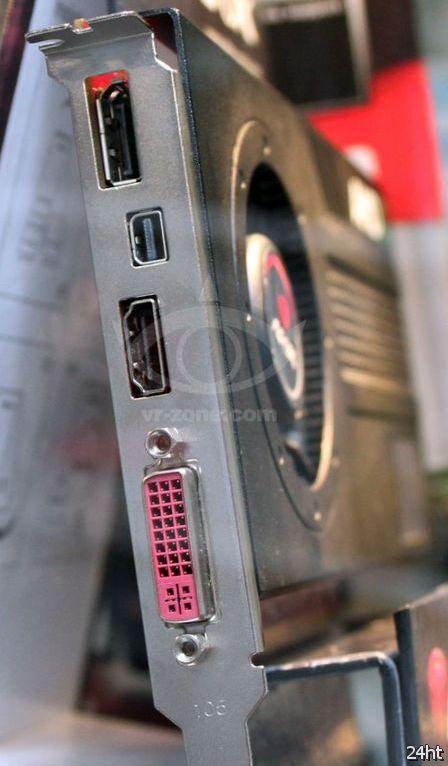 CeBIT 2012: AFOX готовит однослотовую видеокарту Radeon HD 7850