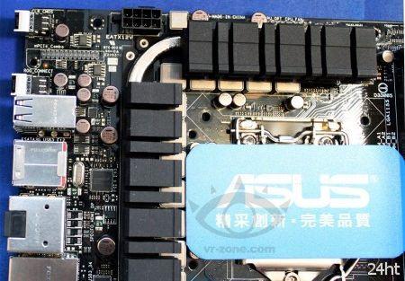 CeBIT 2012: ASUS представила материнские платы ROG Maximus V Gene и ROG Maximus V Formula