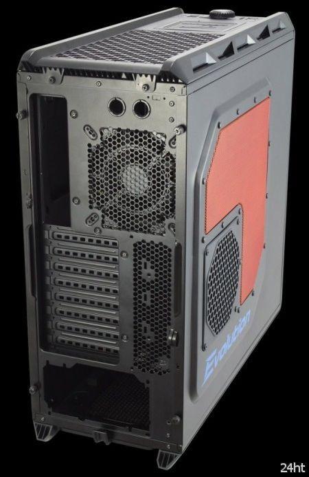 Cougar официально выпустила компьютерные корпуса Evolution BO и Evolution Galaxy