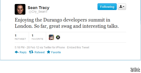Crytek случайно подтвердила кодовое имя следующей Xbox — Durango