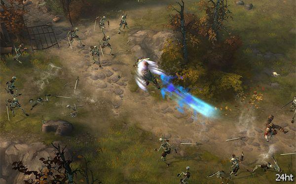 Diablo III, похоже, выйдет 17 апреля