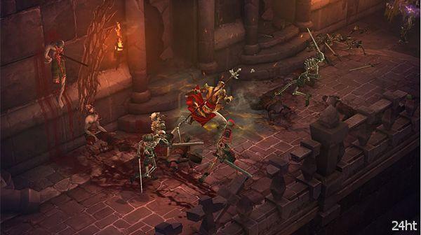 Diablo III выйдет 15 мая