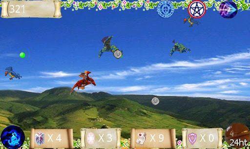 Dragon Vanguard 1.2 - Управляем драконом