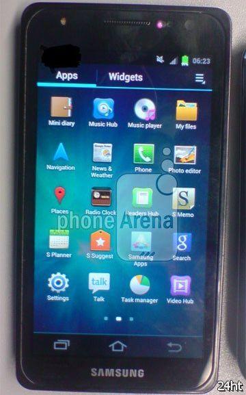 Фото и характеристики Samsung Galaxy S III (2 фото)