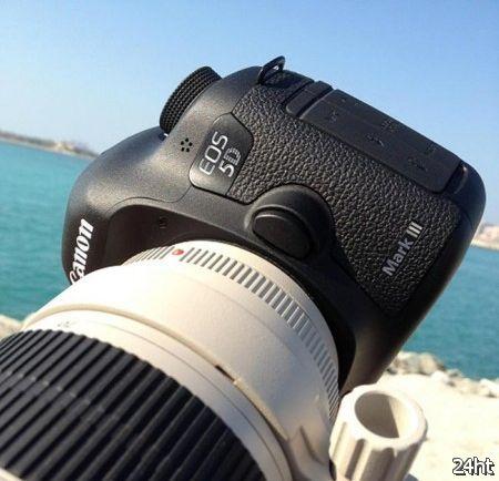 Фотографии зеркалки Canon 5D Mark III