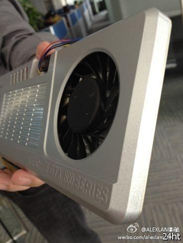 Galaxy работает над первой однослотовой видеокартой GeForce GTX 680