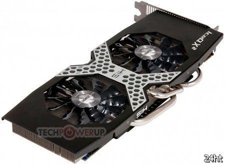 HIS официально представила пару новых видеокарт серии HD 7970 IceQ X?