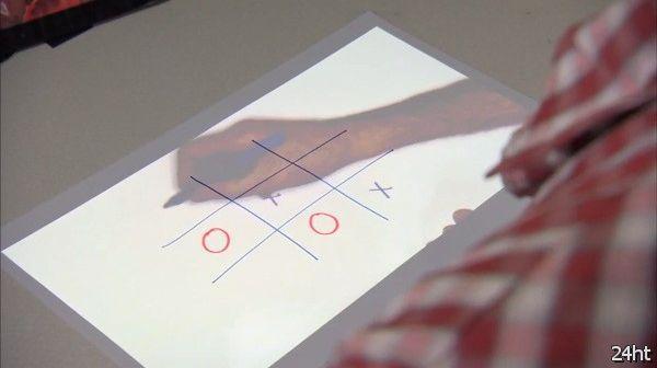 Интерфейс будущего от Microsoft (3 видео)