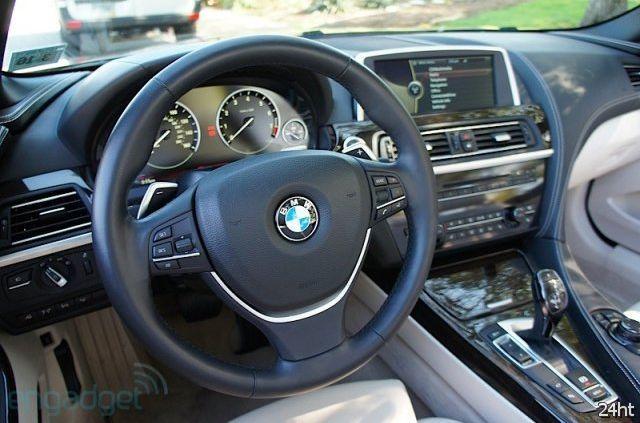 Интернет-радио в автомобилях BMW (26 фото + видео)