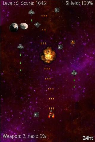 K-Space Shooter 1.0 - леталка стрелялка