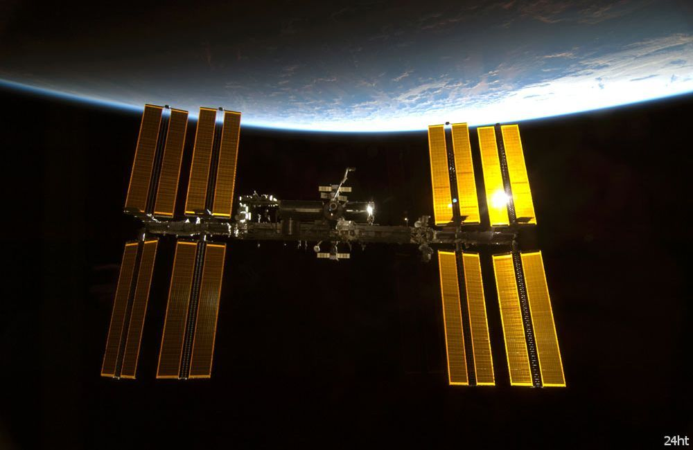 Космический мусор был замечен слишком поздно членами МКС