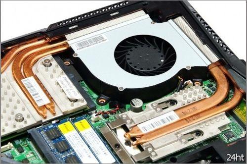 MSI разогнала процессор ноутбука GT780DX до 4,16 ГГц