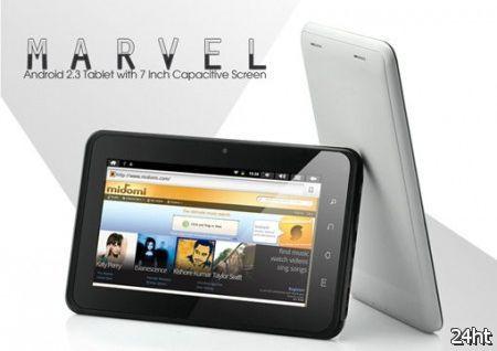 Marvel - китайский планшет на Android 2.3