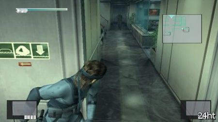 Metal Gear Solid HD Collection для PlayStation Vita появится этим летом