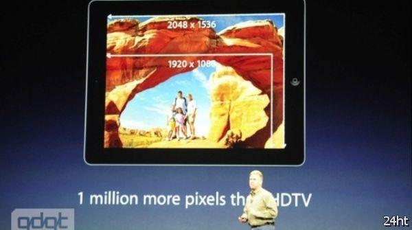 Новый iPad HD: планшет третьего поколения представлен!