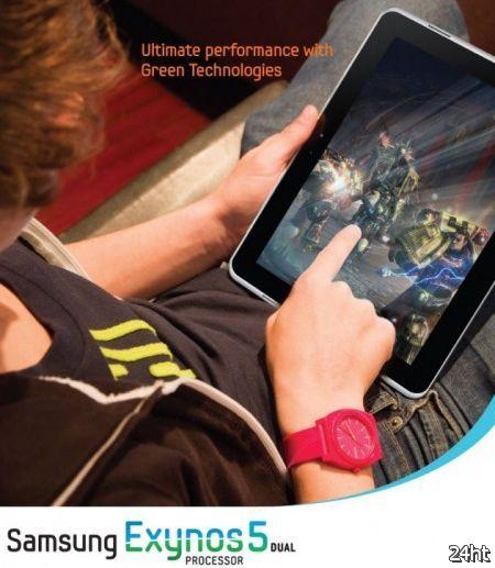 Опубликована возможная фотография Samsung GALAXY Tab 11.6