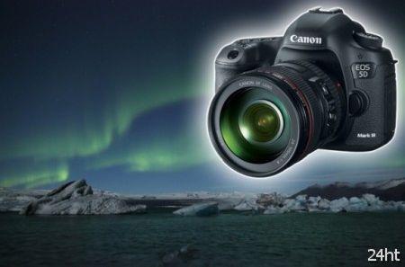 Опубликованы образцы фото и видео с камеры Canon EOS 5D Mark III