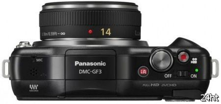 Panasonic рассматривает Android в качестве платформы для своих будущих камер