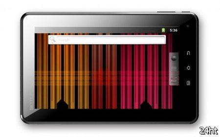Планшет Skytex Skypad Alpha 2  получил Android 4.0