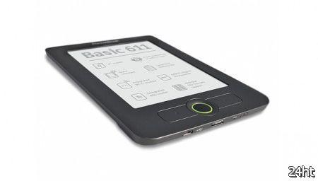 PocketBook 611 Basic: быстрая и недорогая читалка с 6-дюймовым экраном